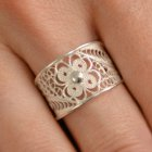 FLORAL FANCY Ring